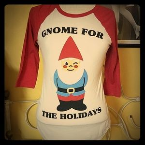 Gnome for holidays ugly christmas sweater shirt